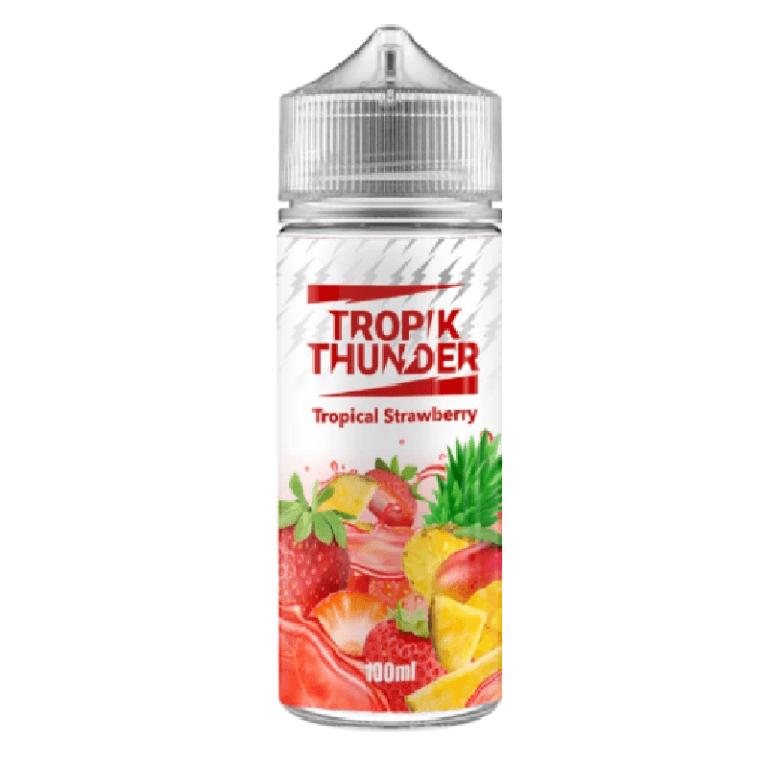 Tropik Thunder - Strawberry 120ml