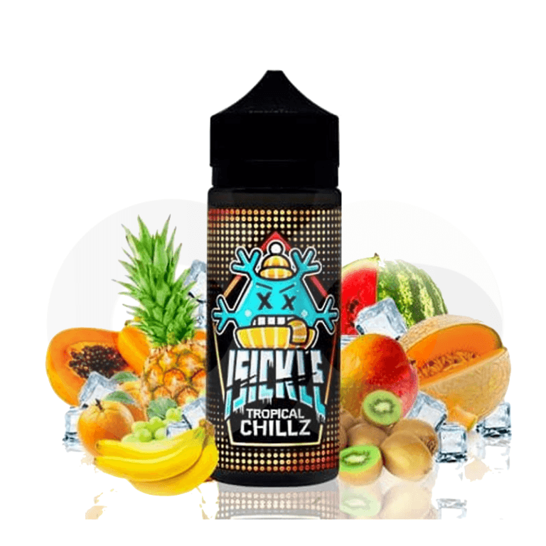 Isickle - TROPICAL CHILLZ 120ml