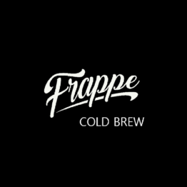 Frappe Cold Brew