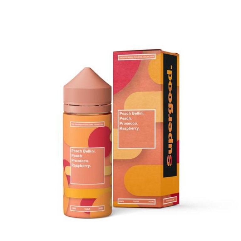 Supergood - Peach Bellini 120ml