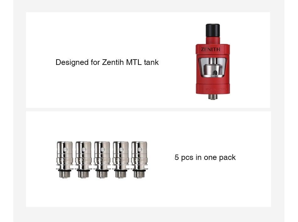 Innokin - Zenith/Zlide Coils