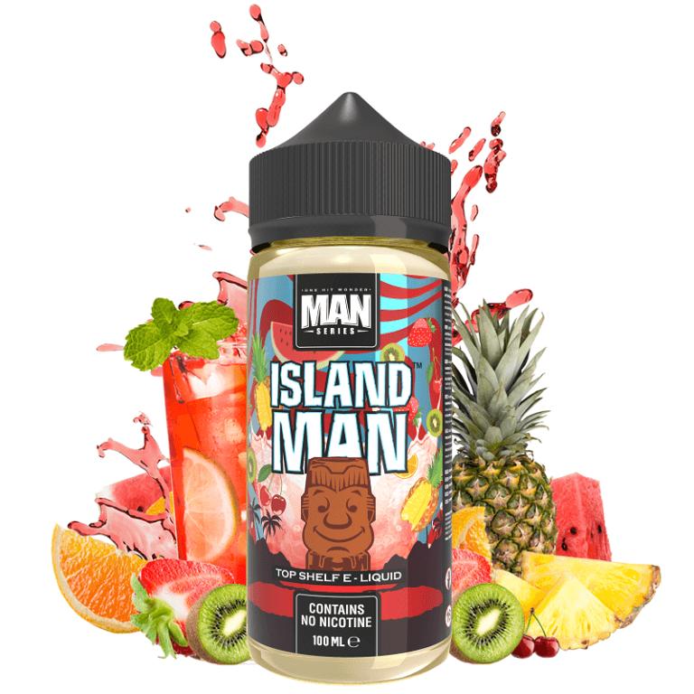 One Hit Wonder - Man Range - Island man 120ML