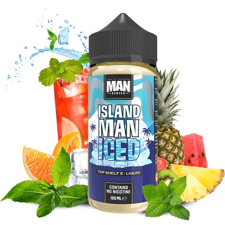 One Hit Wonder - Man Range - Island Man Ice 120ML
