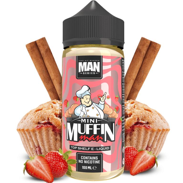 One Hit Wonder - Man Range - Mini Muffin Man 120ML