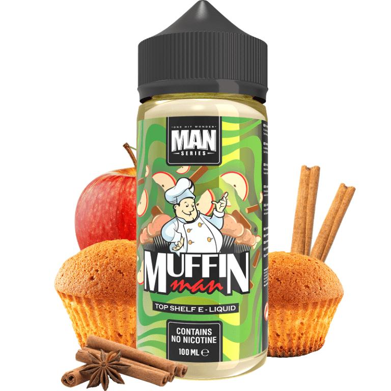 One Hit Wonder - Man Range - Muffin Man 120ML