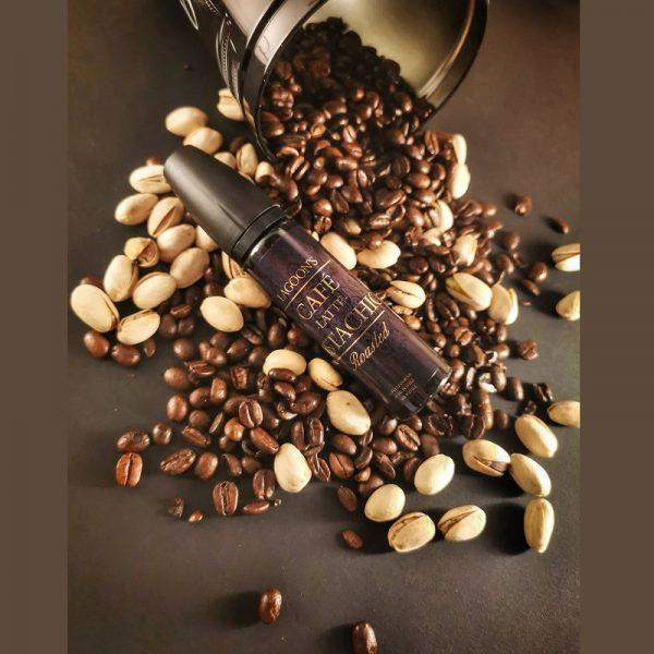 Lagoon Liquids - Café Latte Pistachio Roasted 60ml