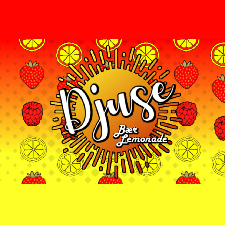 Djuse - Berry lemonade 30ml