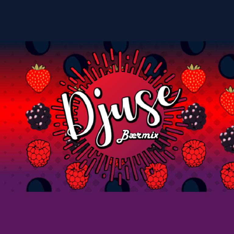 Djuse - Berry Mix 30ml