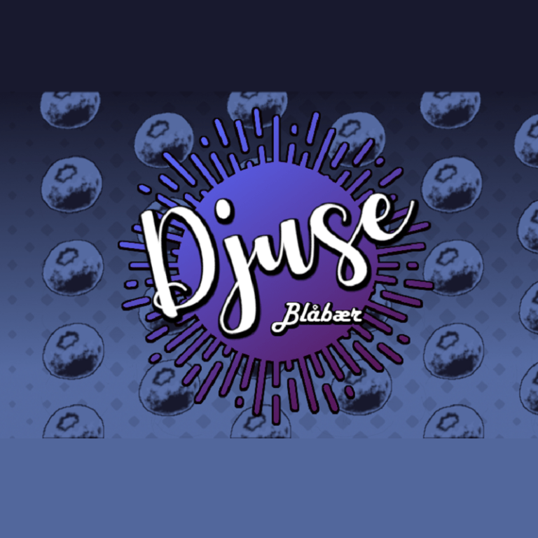 Djuse - Blueberry 30ml