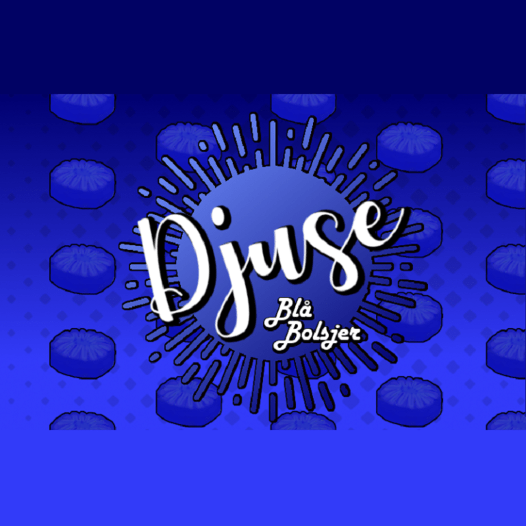Djuse - Blue Hard Candy / Blue Owl 30ml