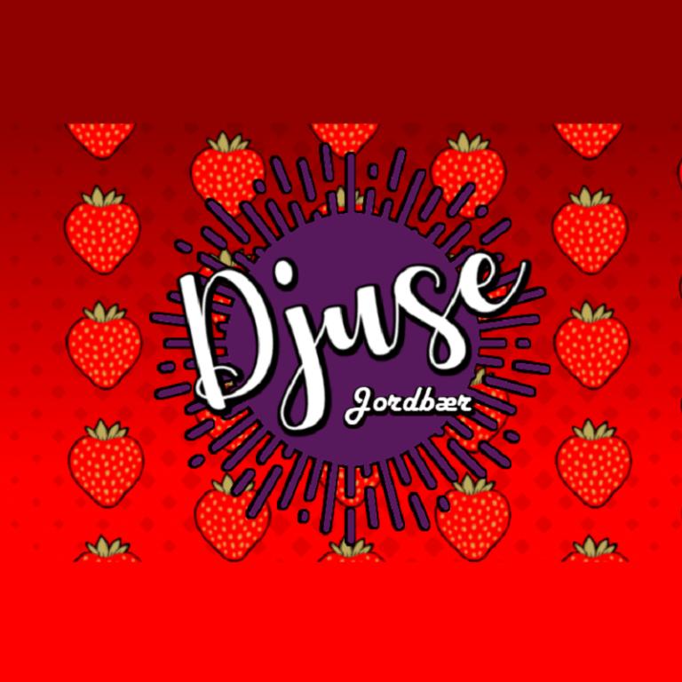 Djuse - Strawberry 30ml