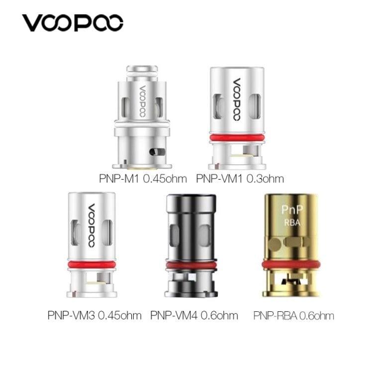 VOOPOO - PnP Mesh Coils