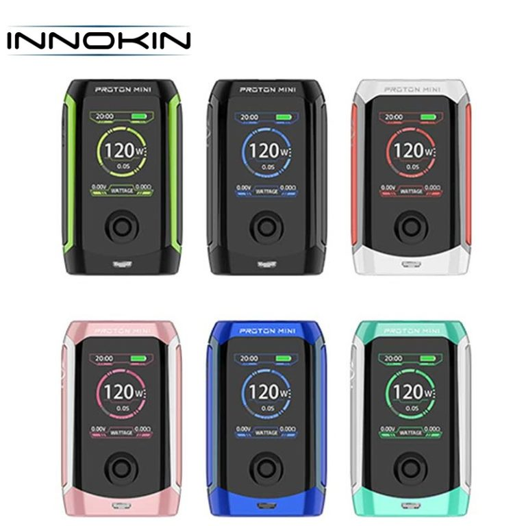 Innokin - Proton Mini 120W TC Mod 3400mAh