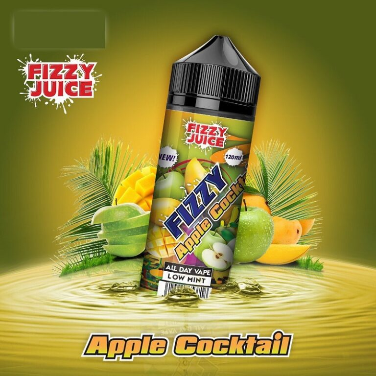 Fizzy – Apple Cocktail 120ml