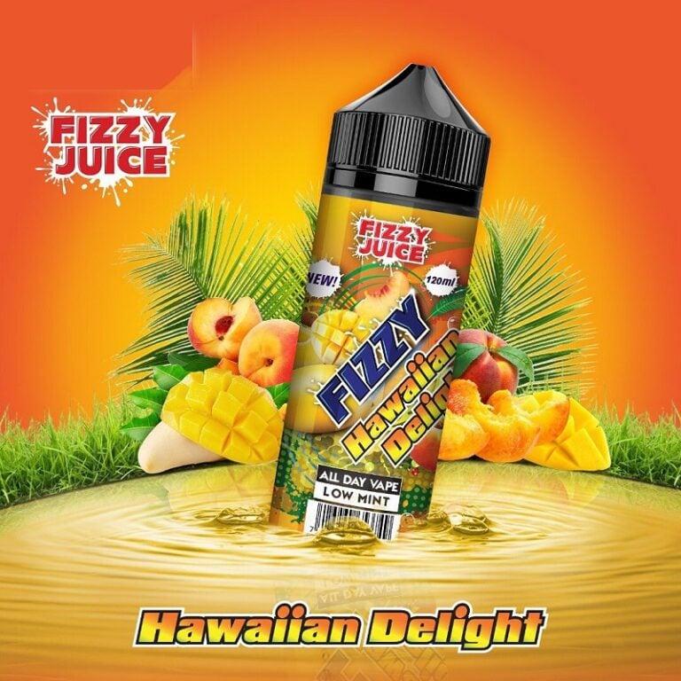 Fizzy – Hawaiian Delight 120ml