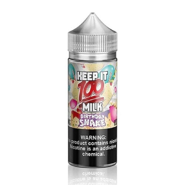 Keep it 100 - Milk Birthday Shake 120ml