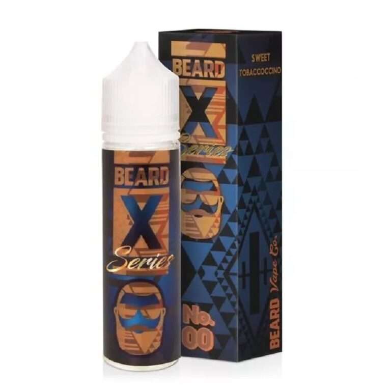 Beard Vape Co - X Series - NO.00 - 60ml