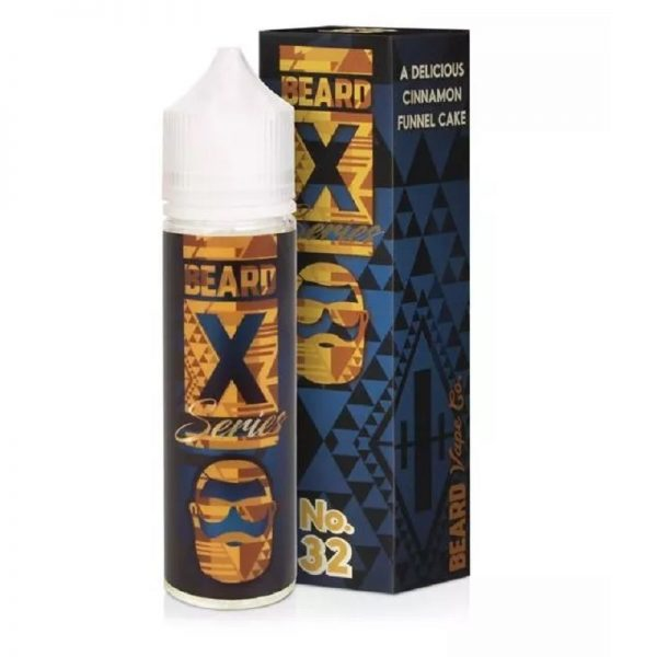 Bart Vape Co - X Serie - Nr. 32 - 60 ml