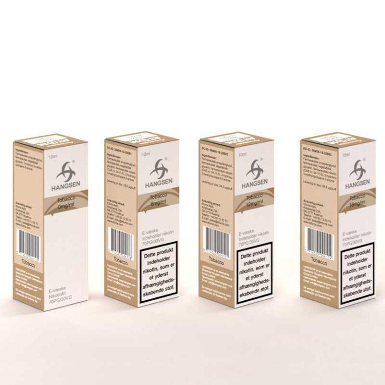 Hangsen - Tobacco 10ml