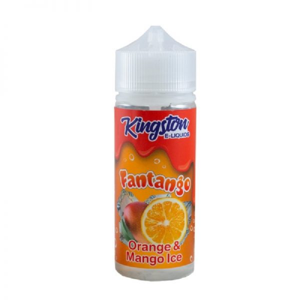 KINGSTON - FANTANGO - ORANGE & MANGO ICE 120ML