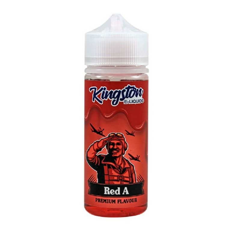 KINGSTON - RED A (Red Astaire)120ML