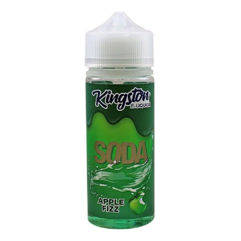 KINGSTON - SODA - APPLE FIZZ 120ML