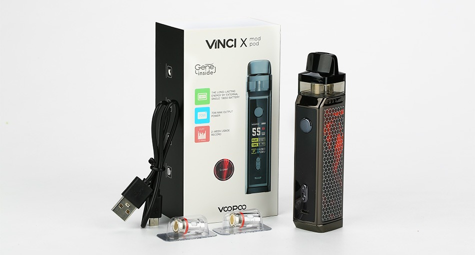 VOOPOO - VINCI X 70W Pod Kit