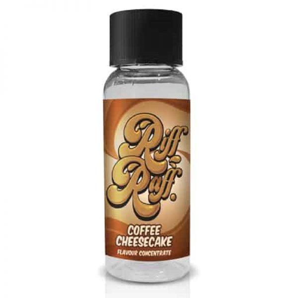 RIFF RAFF – COFFEE CHEESECAKE 30ML
