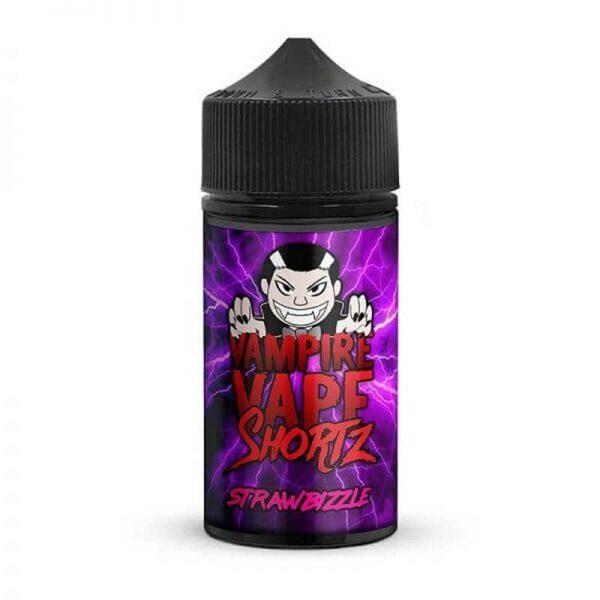 Vampire Vape - Shortz - Strawbizzle 70ml