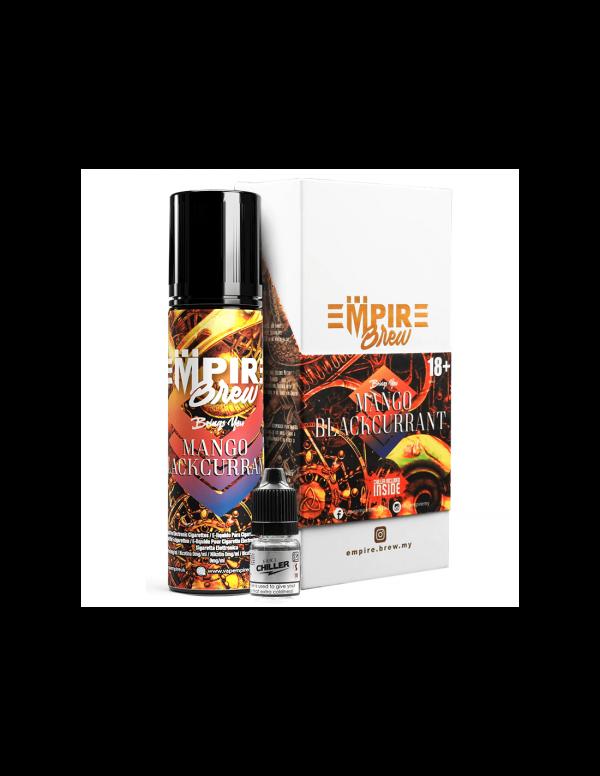 Empire Brew - Mango Blackcurrant (No Mint) 60ml