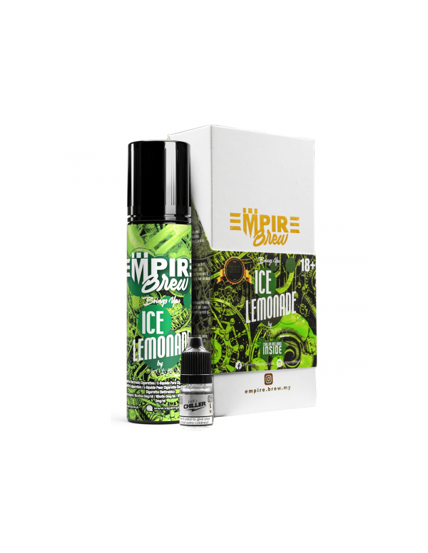 Empire Brew - Ice Lemonade (No Mint) 60ml