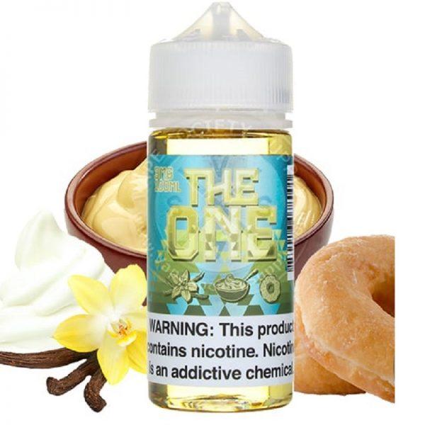 Beard Vape Co - The One - Vanilla Custard Donut 120ml