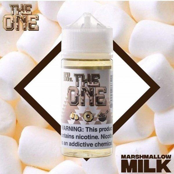 Beard Vape Co - The One - Marshmallow Milk 120ml