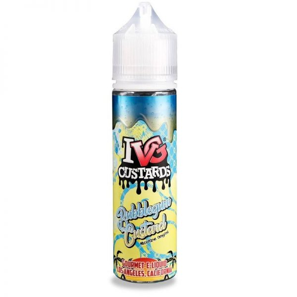 IVG - Custard - Bubblegum Custard 60 ml