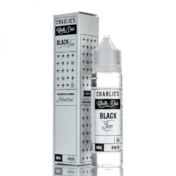 Charlie's Chalkdust - White Label - Black Ice 60 ml