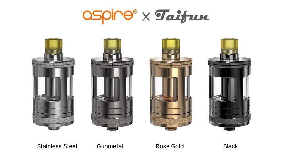 ASPIRE - TAIFUN - NAUTILUS GT TANK