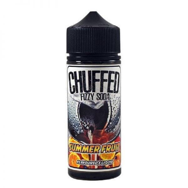 CHUFFED - Fizzy Soda - Summer Fruit 120ml