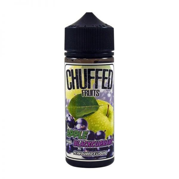 CHUFFED - Fruits - Apple Blackcurrant 120ml