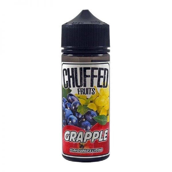 CHUFFED - Fruits - Grapple 120ml