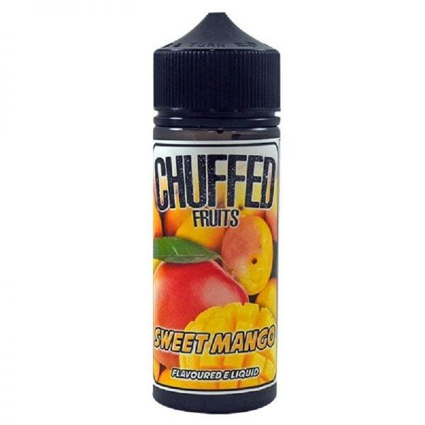 CHUFFED - FRUITS - SWEET MANGO 120ml
