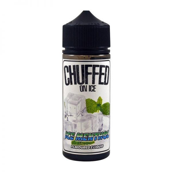 CHUFFED - On Ice - Ice Menthol 120ml