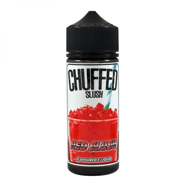 CHUFFED - Slush - Red Slush 120ml