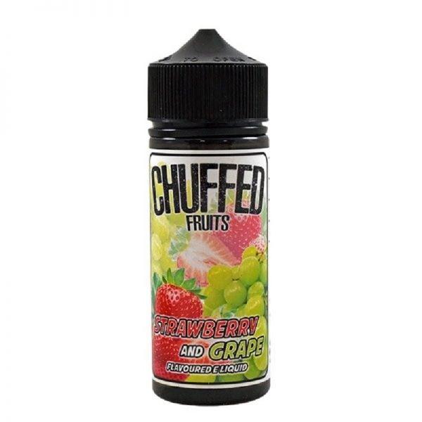 CHUFFED - Fruits - Strawberry And Grape 120ml
