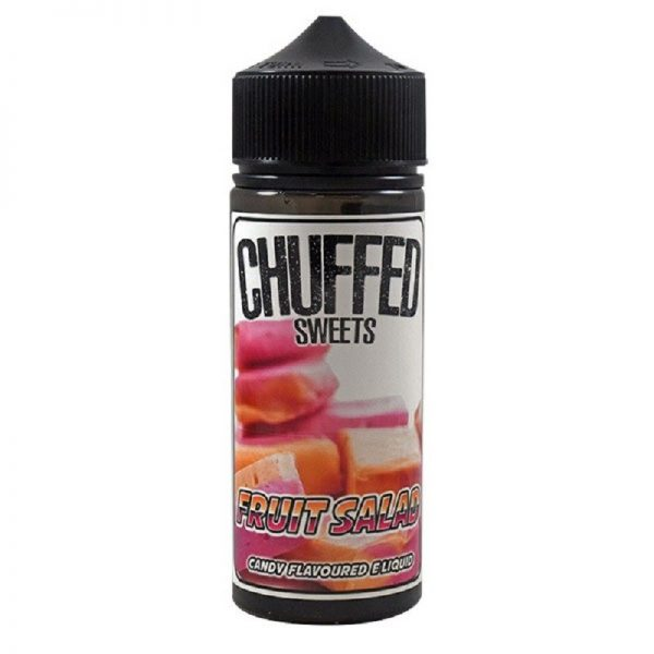 CHUFFED - Sweets - Fruit Salad 120ml