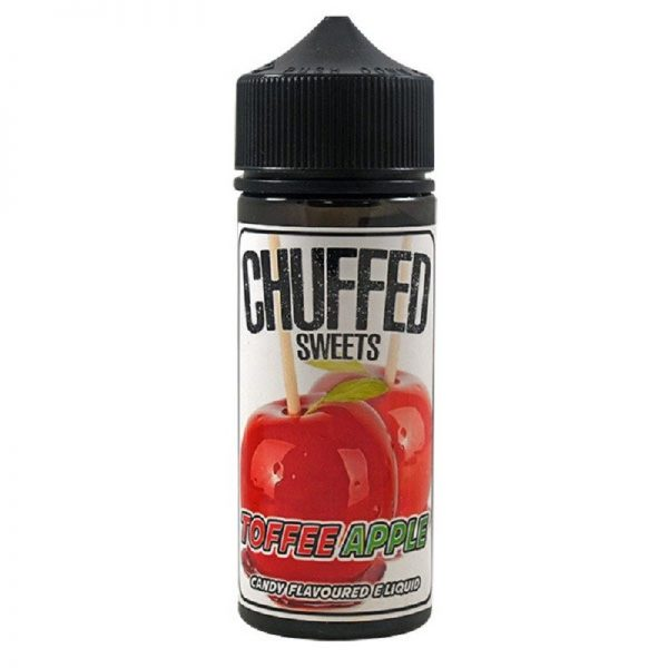 CHUFFED - Sweets - Toffee Apple 120ml