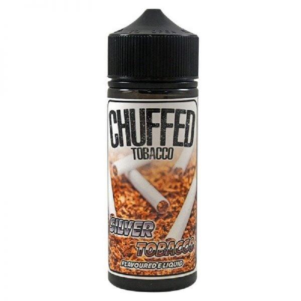 CHUFFED - Tobacco - Silver Tobacco 120ml
