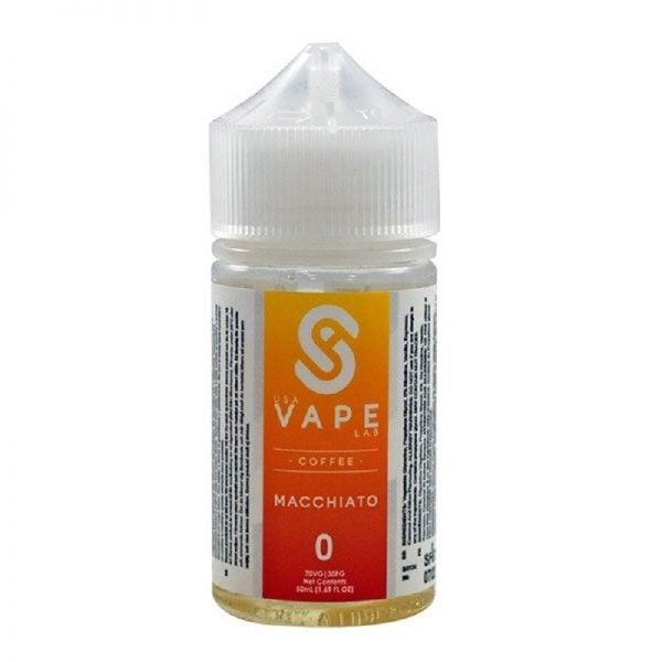 USA Vape Labs - Coffee - Macchiato 60 ml