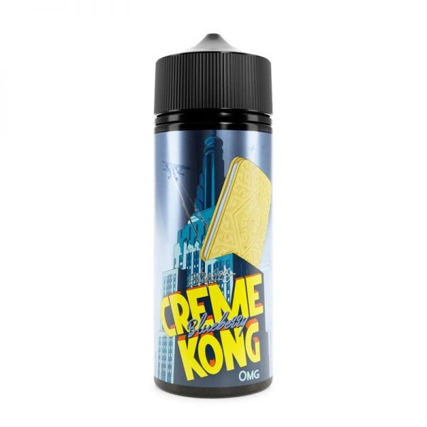 Retro Joes - Creme Kong - Blueberry 120ml