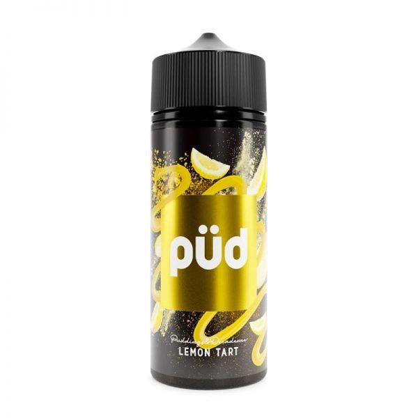 PUD Pudding & Decadence - Lemon Tart 120ml