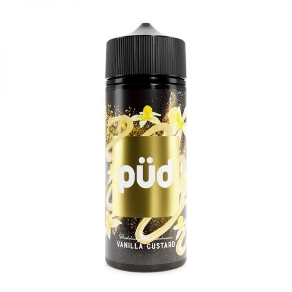 PUD Pudding & Decadence - Vanilla Custard 120ml